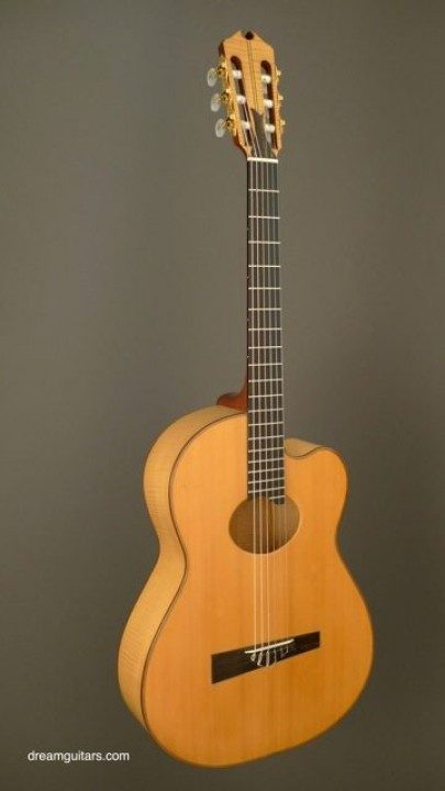 D'Aquisto Guitars Nylon Classical Guitar no. 1