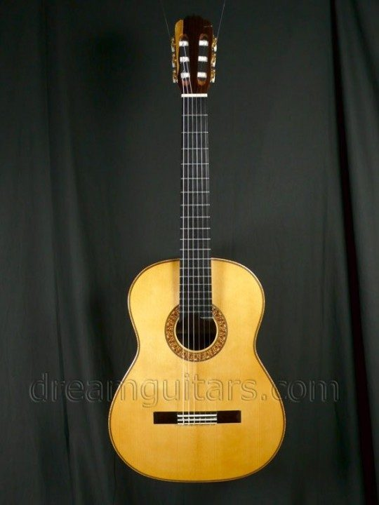 Thomas Humphrey Guitars Millennium Acoustic Guitar