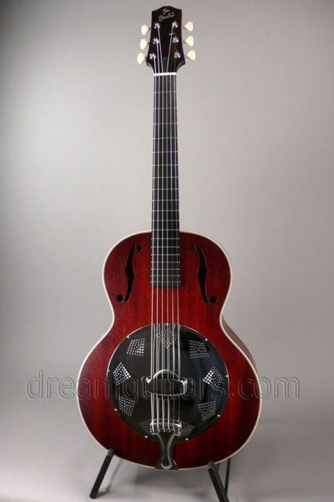 Striebel Resonator Acoustic Guitar