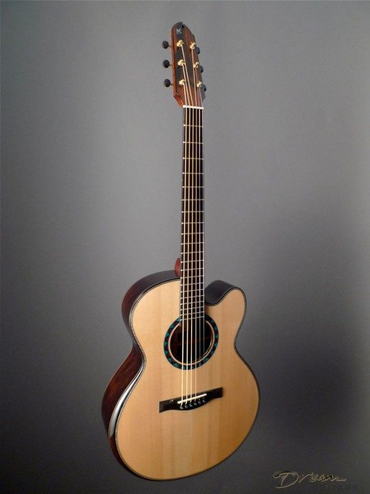 Maingard Guitars OM Acoustic Guitar