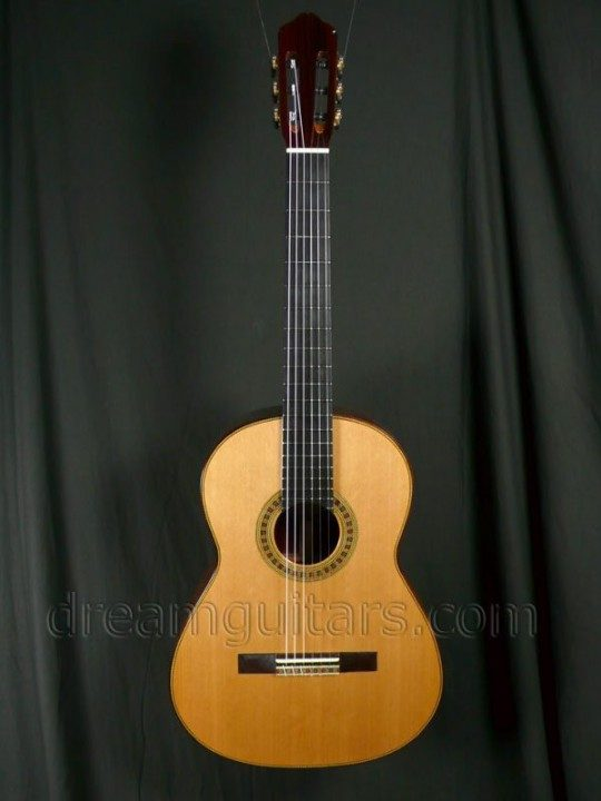 Cervantes Guitars Rodriguez Signature Classical Guitar