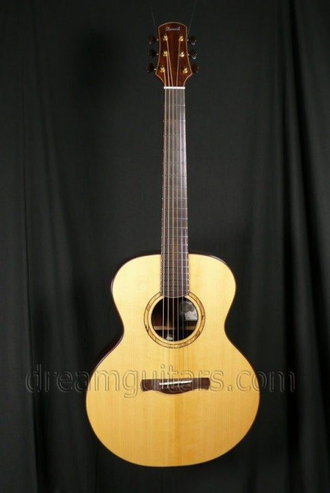 Baranik Guitars JX Acoustic Guitar
