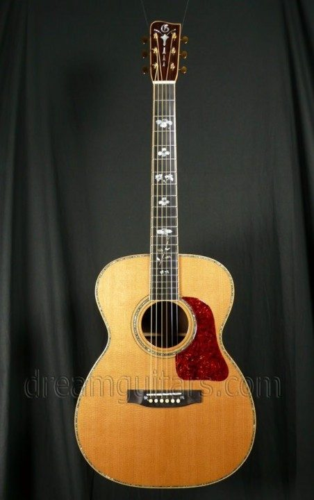 Gallagher Guitars Custom GA Acoustic Guitar