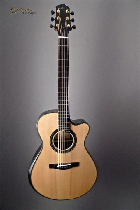 Wingert E Acoustic Guitar