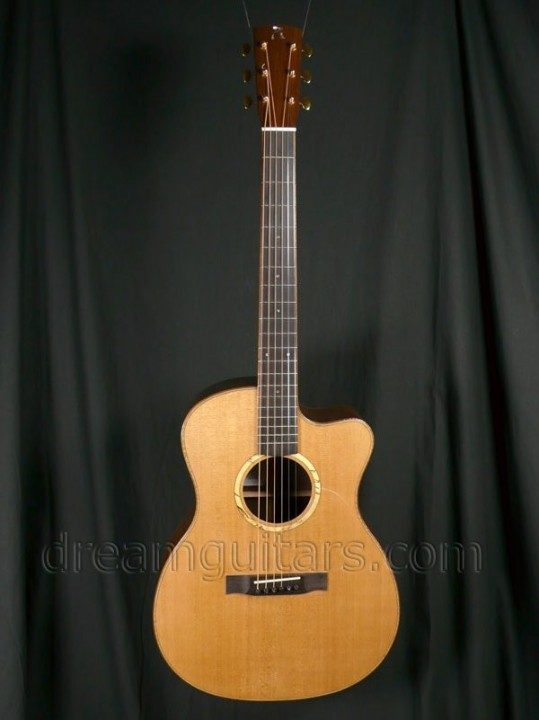 Robert Anderson Guitars 04C-Dream Series