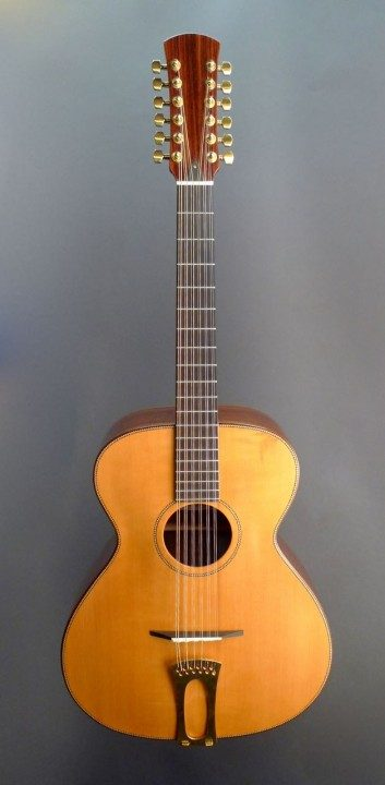 Sobell Instruments 12 String Acoustic Guitar
