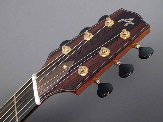 Rosewood Headplate Inlay