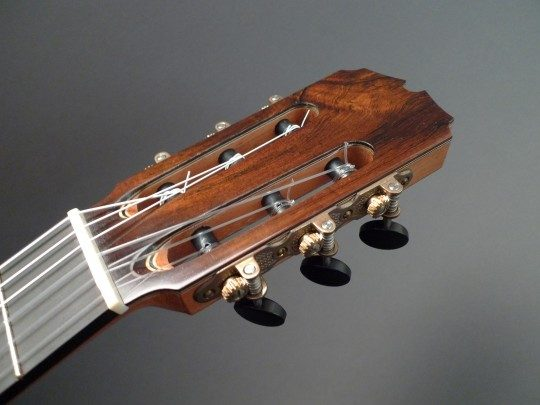 Brazilian Rosewood Headplate