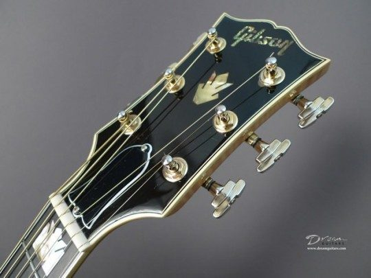 Ebony Headplate  Inlay