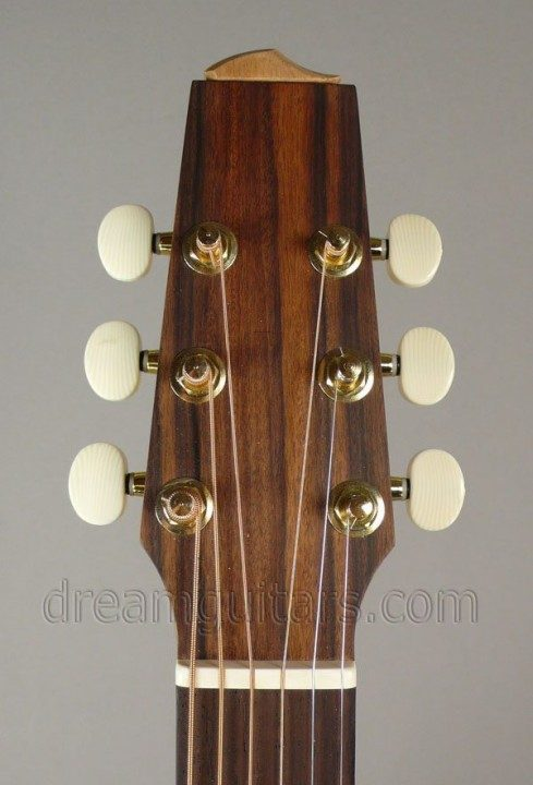 Original Headstock Design