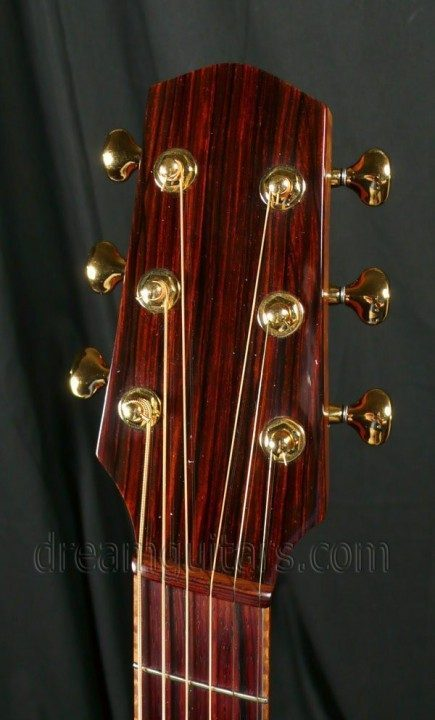 Mustapick Guitars OM Acoustic Guitar
