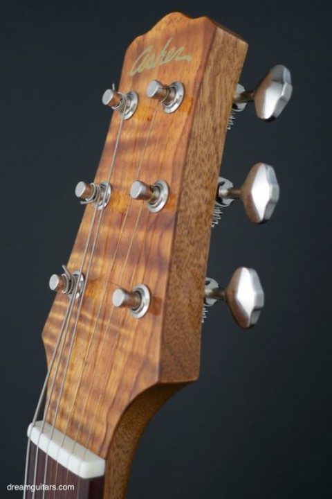 Koa Headplate
