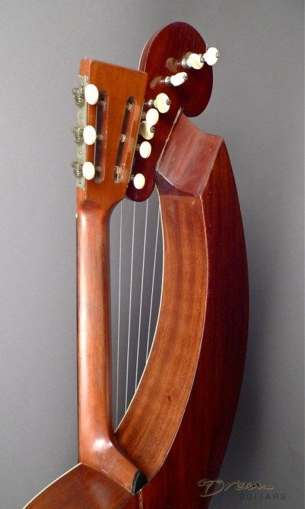 Dyer Type 2 Style 5 Harp Guitar