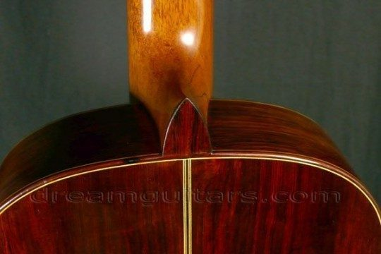 Thomas Humphrey Guitars Millennium Concert Classical Guitar