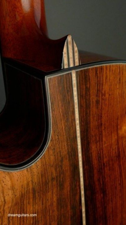 Brazilian Rosewood Bindings