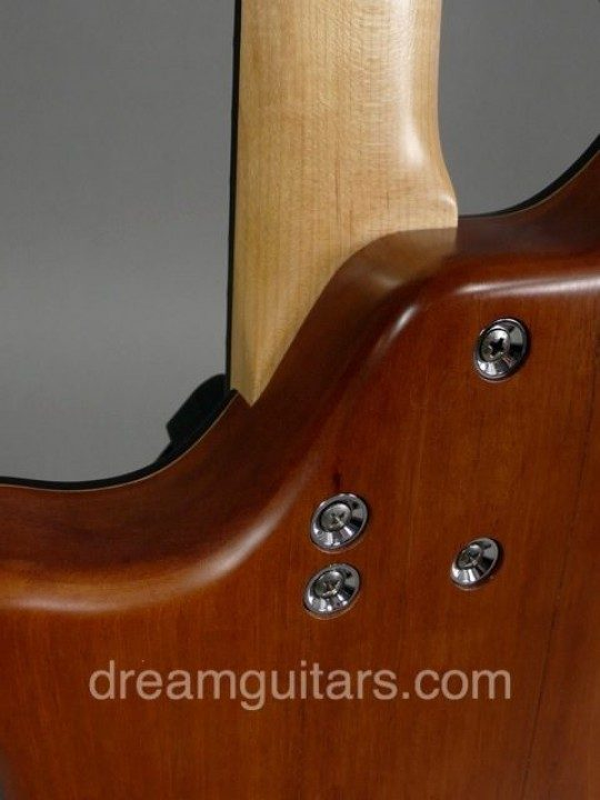 Full Access to High Frets