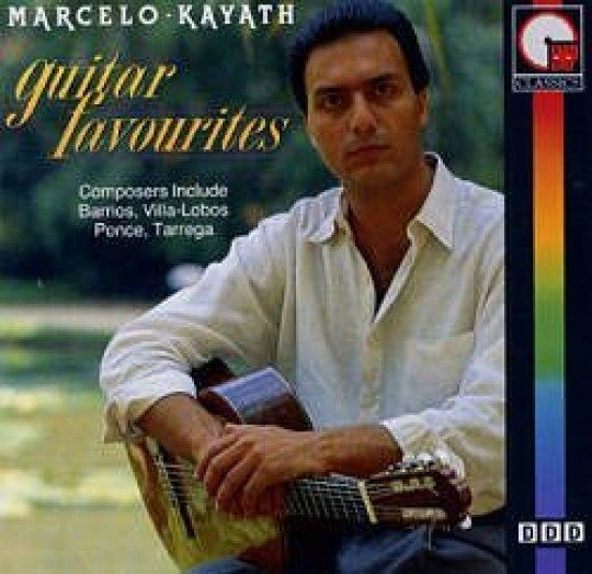 Marcelo Kayath, previous owner of this guitar