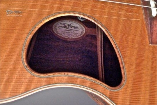 McPherson MG-5.0XPH Acoustic Guitar