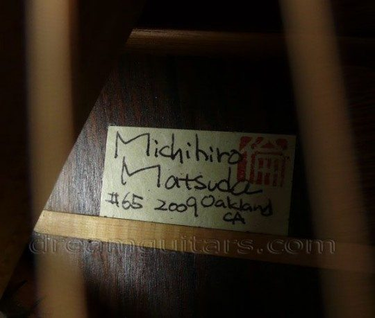 Luthier Note