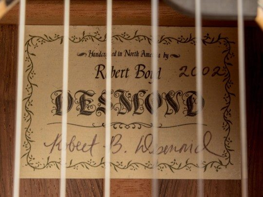 Desmond Guitars Classical Classical Guitar
