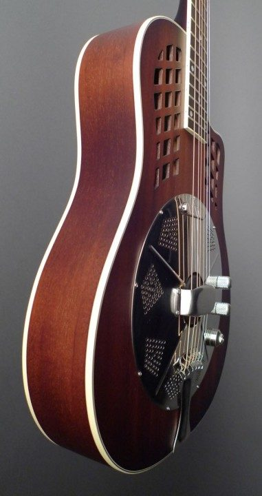 ResoRocket WB with Hot Plate Acoustic Guitar