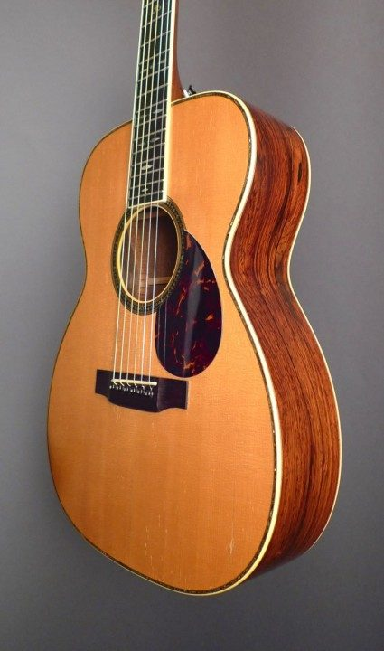 Franklin OM Acoustic Guitar
