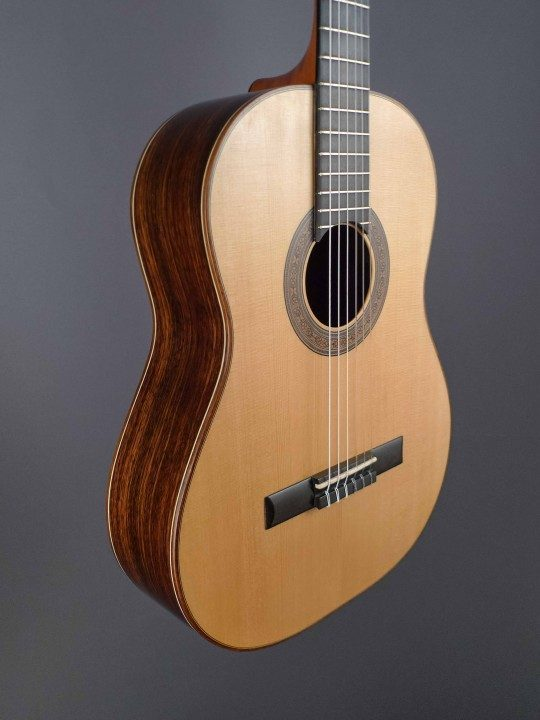Langejans Hauser Model Classical Guitar