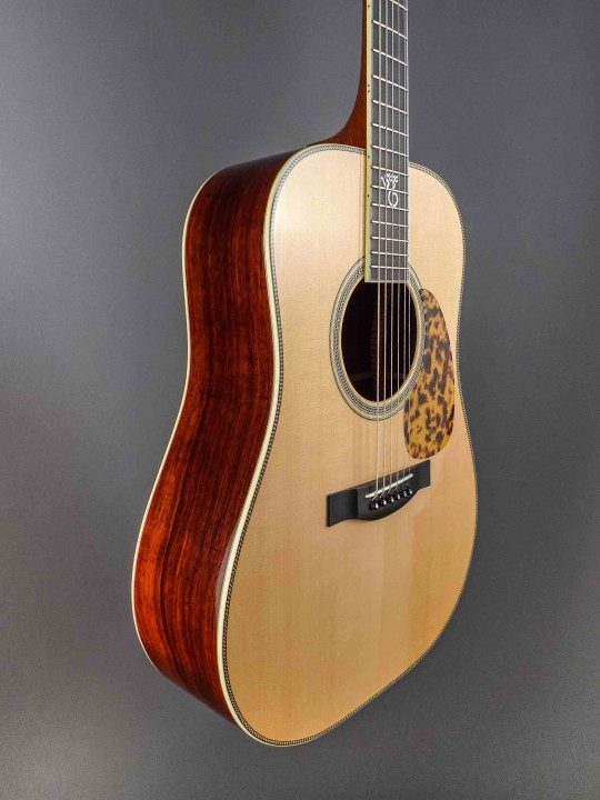 1999 Santa Cruz Tony Rice Professional Cocobolo/German Spruce