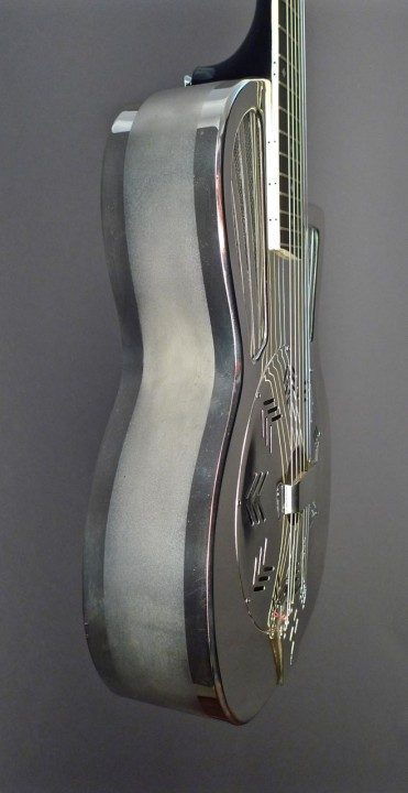 Phillips Large Parlor Resonator Guitar