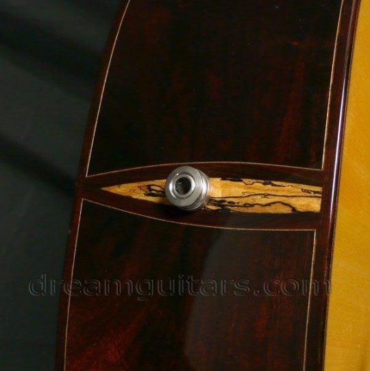 Gotoh 510s with Brazilian Rosewood Buttons