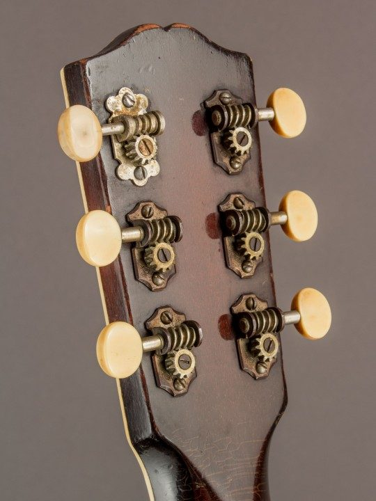 Three On A Plate Nickel Tuners