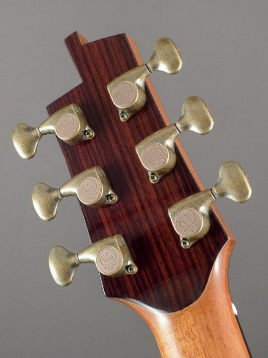 Gotoh 510 Aged Gold Tuners With Copper Finish