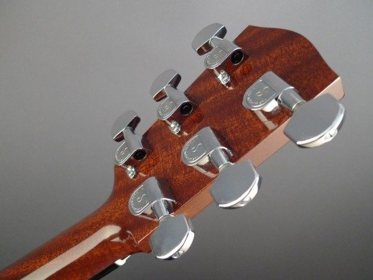 Schaller Chrome Tuners