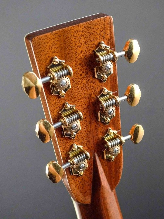Waverly Gold Tuners