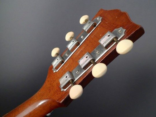 Kluson Nickel With Ivoroid Buttons Tuners