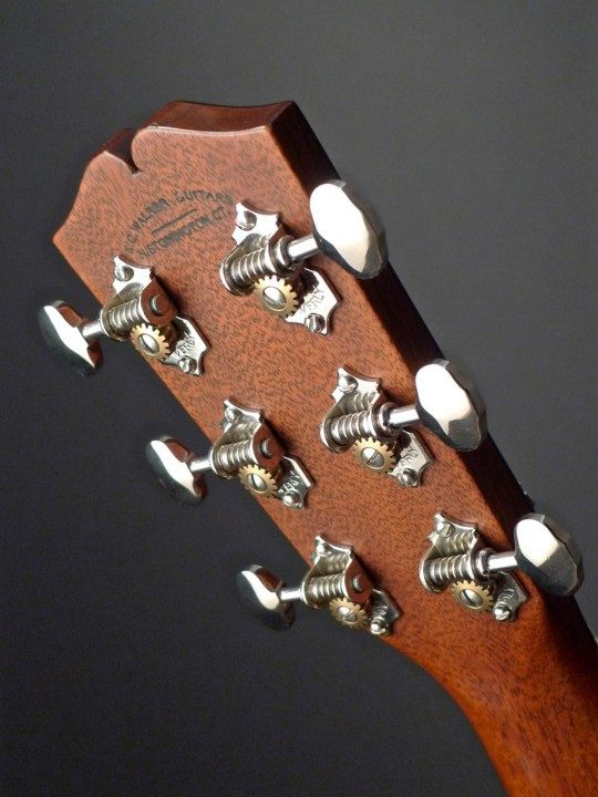 Waverly Chrome Tuners