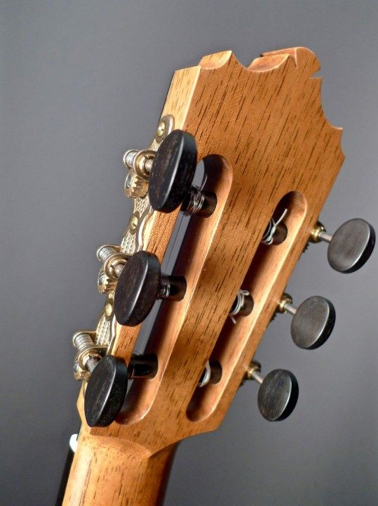 Sloane Gold Etched Tuners