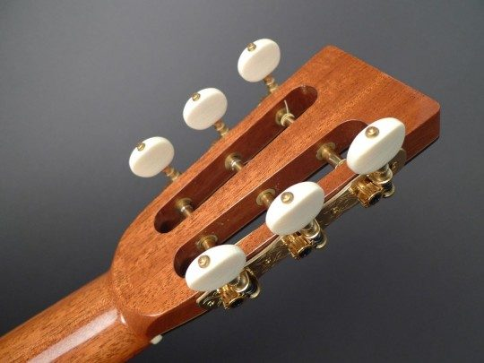 Rubner Gold Tuners With Ivoroid Buttons