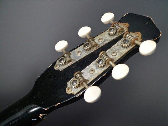 Original 3 on a plate Nickel Tuners