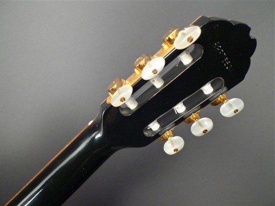 Gibson Gold Etched Tuners