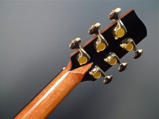 Gotoh 510 Gold Tuners
