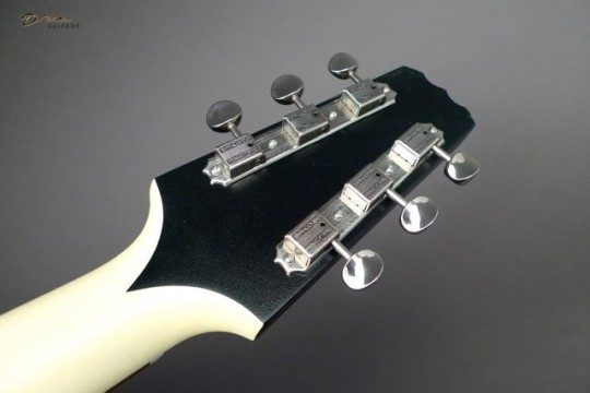 Grover Nickel Tuners