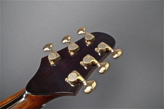 Gotoh 510s Gold Tuners