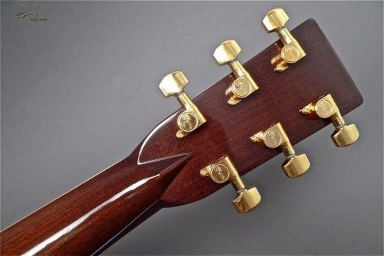 Martin Gold Tuners