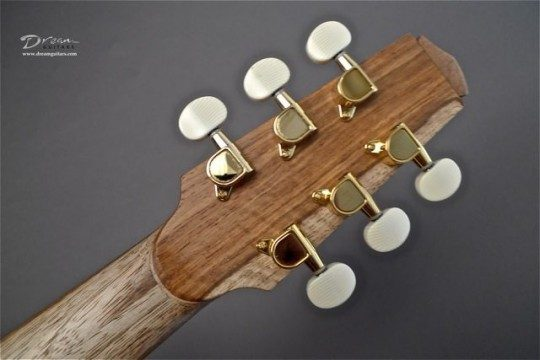 Gotoh Gold With Ivoroid Buttons Tuners