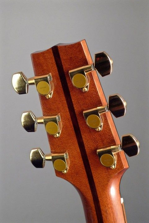 Gotoh Gold Tuners