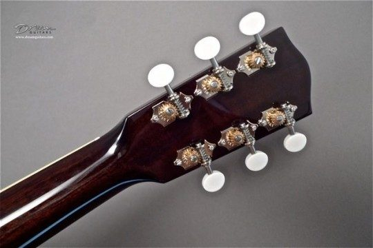 Waverly Chrome With Ivoroid Buttons Tuners