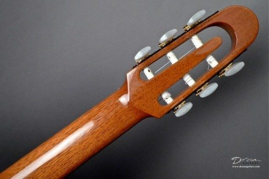 Fustero Black & Bronze With Pearl Buttons Tuners