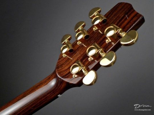 Grover Gold Tuners