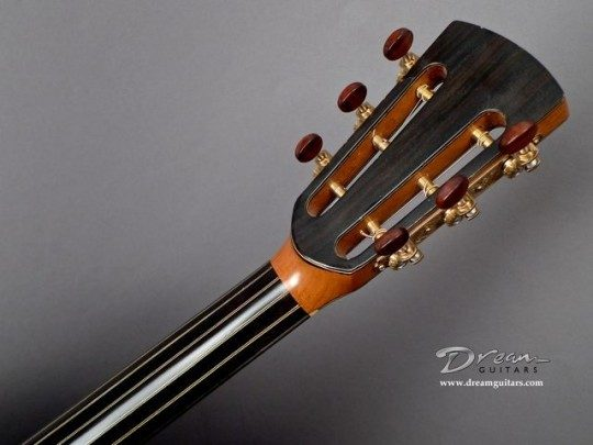 Waverly Bronze With Rosewood Buttons Tuners